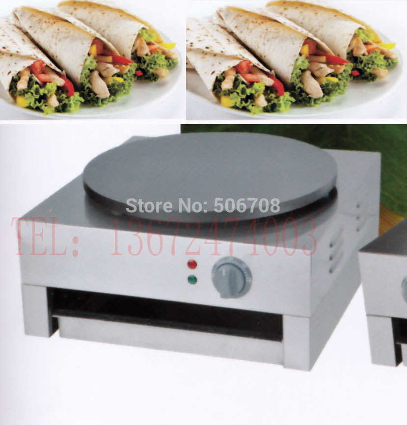 Free shipping Electric 220v-240v Electric crepe making machine with CE donut making frying machine with electric motor free shipping to us canada europe