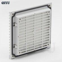 Фильтр для вентиляции и кондиционирования воздуха, фильтр для шкафа, воздушный фильтр, решетка вентилятора FB9803 SK, выходной фильтр, решетка вентилятора, 148,5*148,5*28(мм