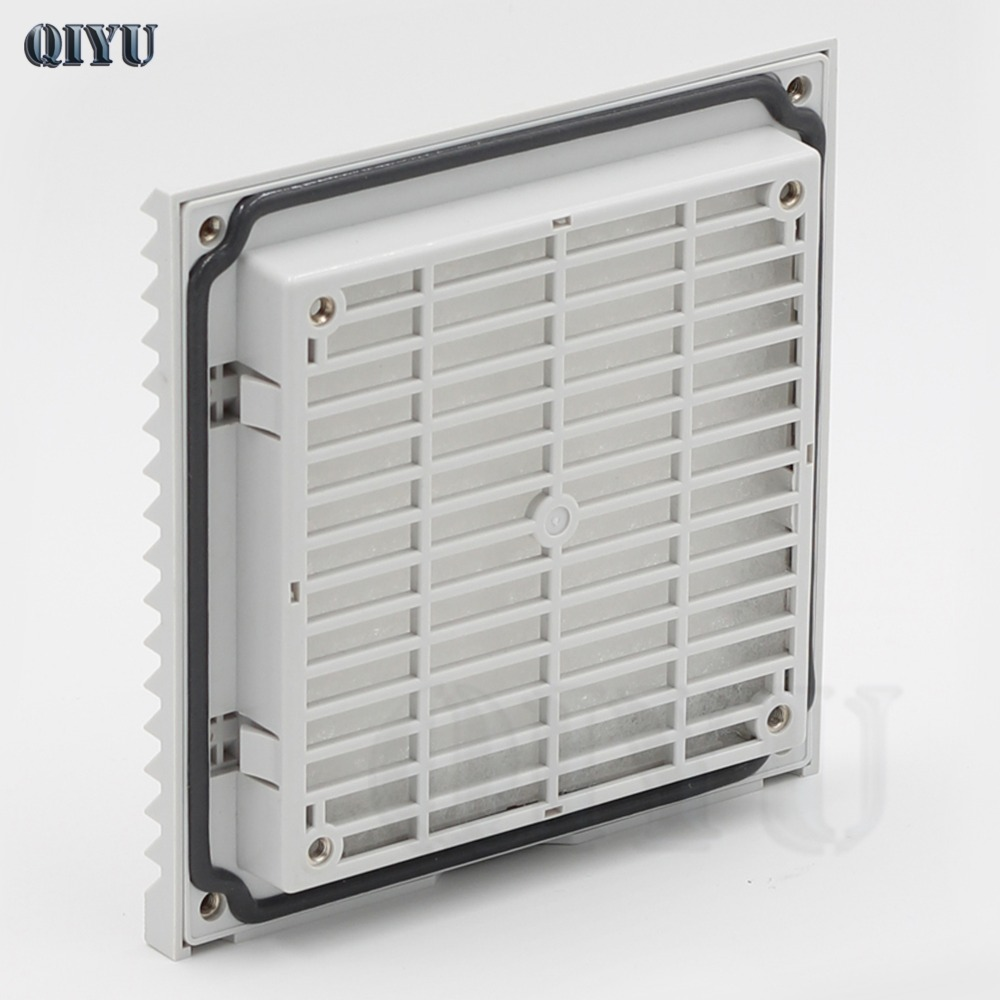 Hvac Filter Air Vents Cabinet Filter Air Filter Ventilator Grille  FB9803 SK Output Filter Fan Grill,148.5*148.5*28(mm)