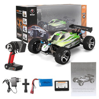 WLtoys A959 B RC Cars 1 : 18 70km/h 4WD Off road Vehicle Toy Car 2.4G 540 Brushed Motor High Speed RC Car A959 Updated Version