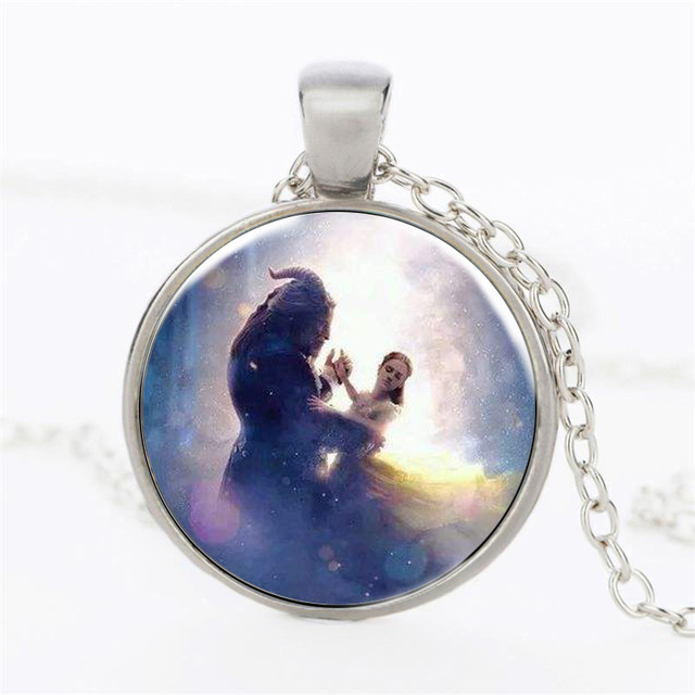 Wholesale glass picture pendant beauty and the beast necklace rose wholesale glass picture pendant beauty and the beast necklace rose glass pendant art pendant for necklace aloadofball Gallery