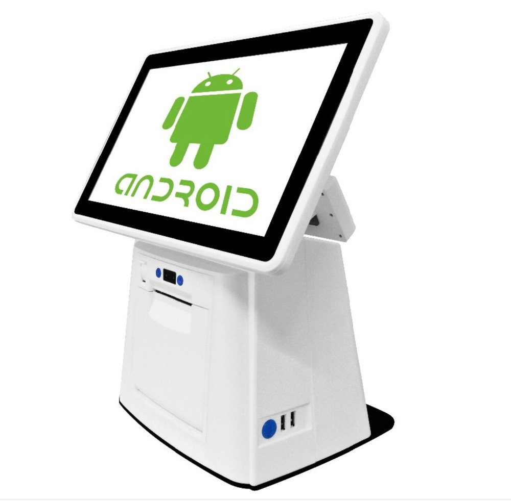 11.6 Inch Touch Screen Pos System Windows 10/Android Support All