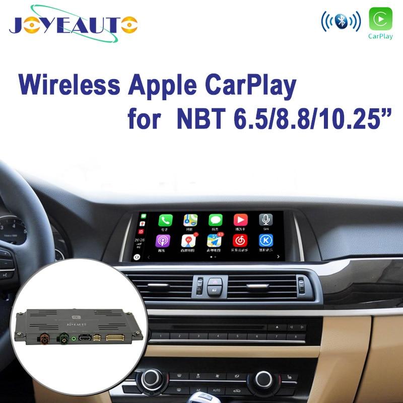 Joyeauto WIFI Sans Fil Apple Carplay Car Play Android Auto pour BMW NBT 1 2 3 4 5 7 série X3 X4 X5 X6 MINI F10 F15 F16 F30 F48
