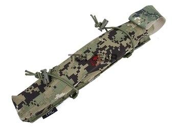 Bolsa de carga simple C4 TMC, bolsa AOR1/AOR2, equipo táctico de aire suave (SKU050573)