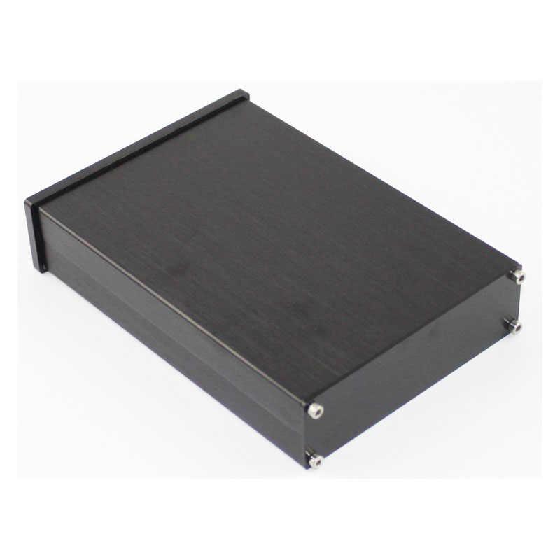 WA42 Полный алюминиевый Цифровой усилитель шасси/усилитель декодер DAC/усилитель корпус