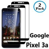 3D Volle Abdeckung Gehärtetem Glas Google Pixel 3A Glas Für Google Pixel 3A XL Pixel 3 Lite Screen Protector Schutz glas Film
