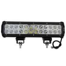 1 pcs 72w offroad led light bar  for 4WD 4×4 Offroad Jeep Truck Car Mining Boat LED Work Light 4×4 led light bar