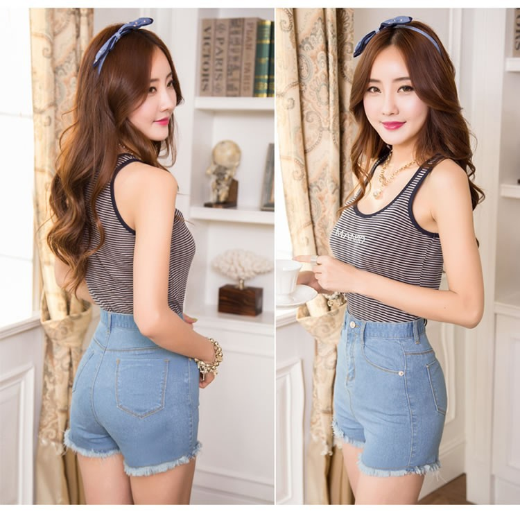 Terrell recommend best of jean cute shorts asian