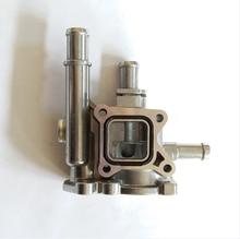 Alluminio di Raffreddamento Del Motore Termostato Alloggiamento Della Copertura for Cruze Astra Chevrolet 96817255