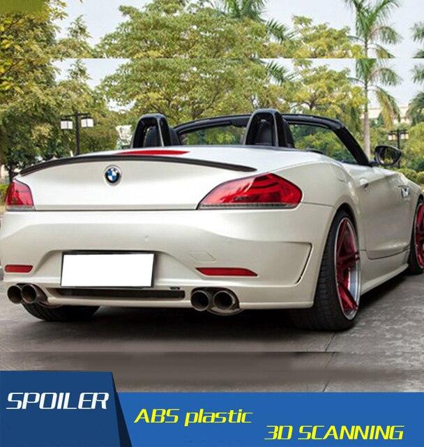 For BMW Z4 Spoiler Carbon Fiber Material Spoiler For BMW