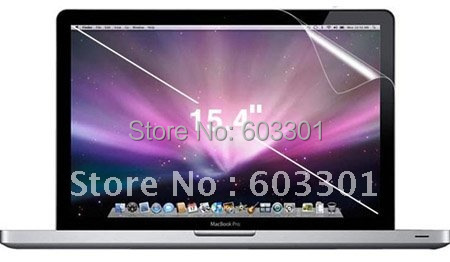 "50pcs/lot Matte Anti-Glare Screen Protector for Macbook Pro 15.4"",for Macbook 15.4 Pro A1286 screen cover MacbookPro 15"