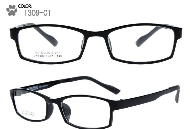 retail 1pcs acetate ultem glasses frames cheap prescription plastic eyeglasses frameschina mainland