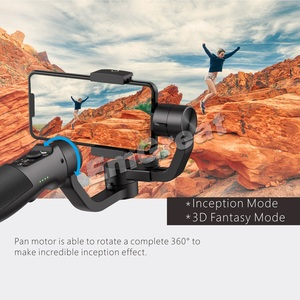 Image 3 - Hohem iSteady נייד בתוספת Smartphone Gimbal 3 ציר כף יד מייצב עבור iPhone 11 פרו מקס XS XR X 8 בתוספת Samsung S10 + S10 S9 +