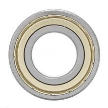 1pcs 35*72*17mm 6207-zz Metal Double Shielded Deep Groove Ball Bearings ball bearing rulman 1pcs double shielded miniature deep groove ball bearings 608zz 8 22 7 mm