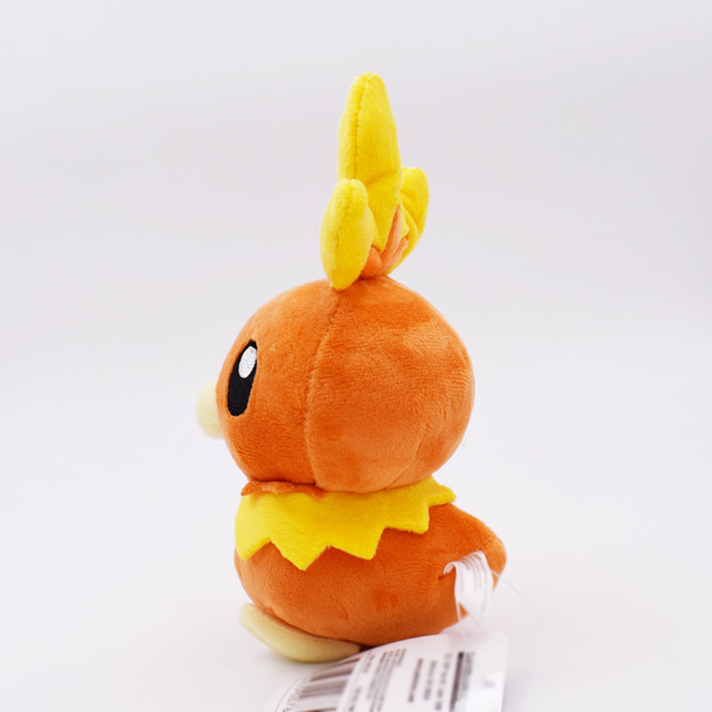 Аниме игрушка покемон Торчик 20 см 4