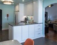 Новинка 2017 года, стильное кухонные шкафы поставщиков Китай Лидер продаж фанеры туши high gloss мебель, краски Лак модульная
