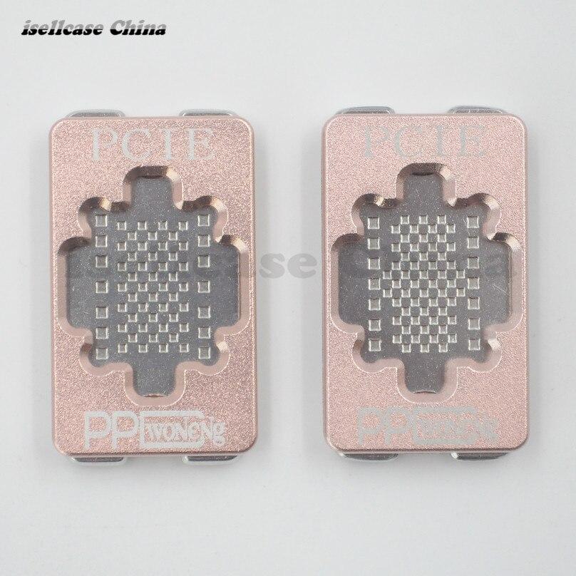 Wozniak PPD HDD BGA Reballing Stencil pühendab iphone 4s 5 5s 6 6 6s - Tööriistakomplektid - Foto 2