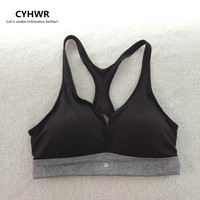 CLEARANCE Quick Dry Wireless Sports Bra No Steel Ring Padded Yoga Bras Vest Jogging Underwear Fitness