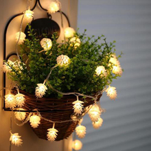 3M 20 LED natal String Fairy Light navidad christmas tree LED Lights Outdoor Garland Christmas decorations for home