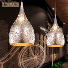 Modern Metal Pendant Light Dining Room hanging lamp LED e27 Pendant Lamp Home Lighting Fixtures стоимость