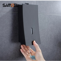 Free Shipping New Arrival High Quality Wall Mount Liquid Soap Dispenser Shampoo Dispensers Hand For Sink