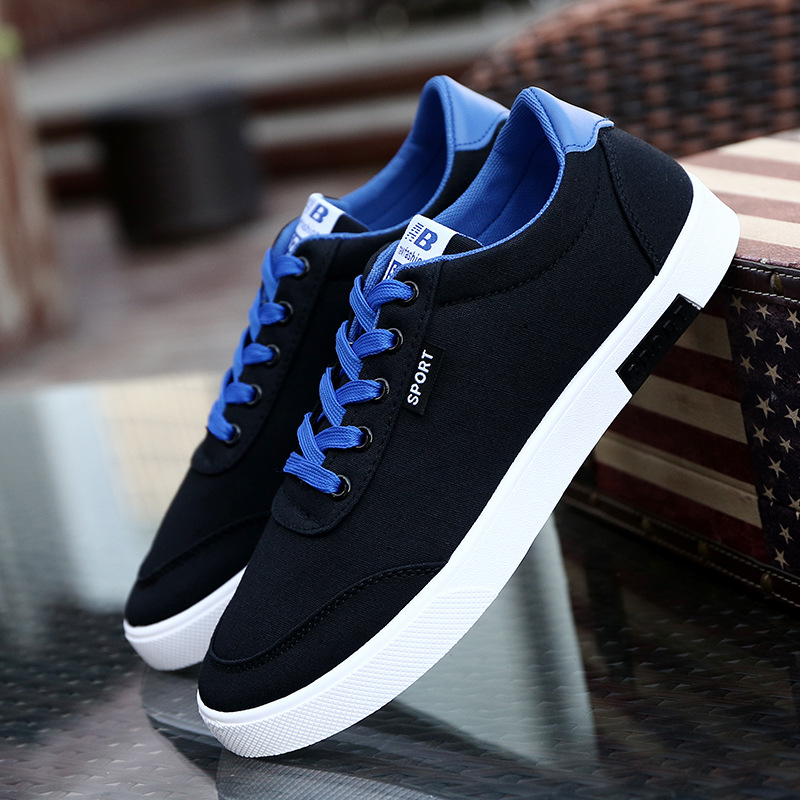 2018 Spring Autumn Pattern Fashion trend Shoes Men's Casual Shoes Breathable New  Canvas Gay Male  Gay High Qualit Shoes