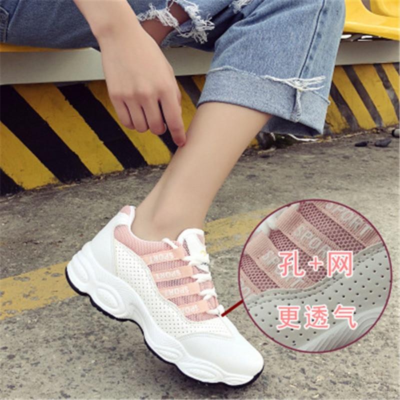 Loisirs Coréenne Sport 3 Tête La Hite 1 Ronde 2 Femelle Printemps Version Sauvage Chaussures Étudiant Tendance Vent 2019 De Si 4 Nouveau Simples Aq8zR