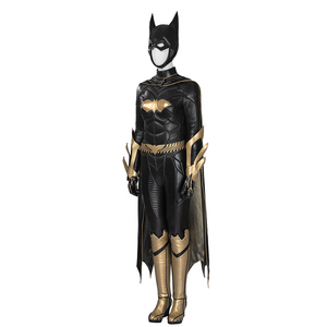 Image 3 - MANLUYUNXIAO, Новое поступление, женский костюм, костюм Бэтгерл, карнавальный костюм на Хэллоуин, костюм Бэтгерл для женщин, на заказ, базовый женский костюм