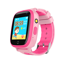 2019 New product Q11 Kids gps watch with Waterproof ip67 and flashlight baby