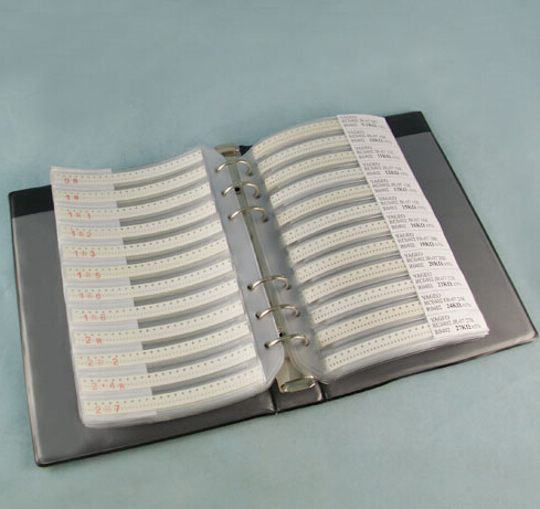 33valuesX20pcs=660pcs 0603 2.2nH -470uH LQW18 High Q SMD Multilayer Chip Ceramic Inductor Kit Sample Book Sample Kit Fuse