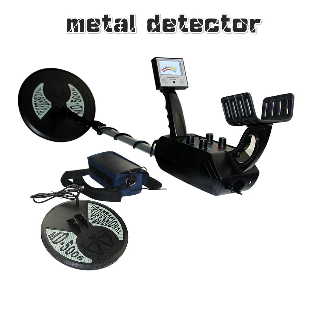 MD-5008 Underground Metal Detector Double Probes Exploration Gold Silver Element Archaeological Probe MD5008 Depth 3 Meters пижамы el fa mei пижама page 7