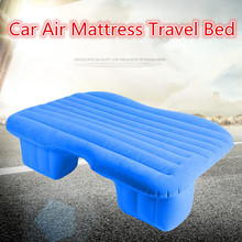 Car Travel Inflatable Mattress Bed Camping Back Seat inflatable car bed Mattress for Parent-child or Lover mattress air cushion