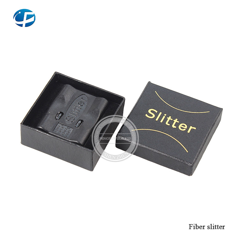 Fiber slitter 10pcslot longitudinal beam fiber Optical Loose Tube Cable Jacket Slitter fiber optic tool free shipping