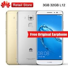 "Глобальный Huawei G9 плюс L12 3 ГБ Оперативная память 32 ГБ Встроенная память 5.5 ""1920*1080 MSM8953 Octa core android 6.0 8.0MP + 16.0MP OTG 3340 мАч смартфон"