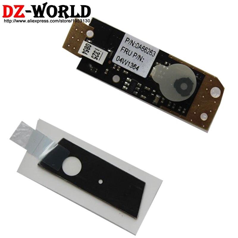 Embutido no Módulo Da Câmera Câmera Webcam Em Frente Para Lenovo ThinkPad X220 X220i X230 X230i Laptop 04W1364 63Y0204 0A66263