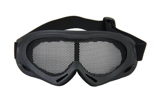Paintball Protective Safety Goggles X400 Steel Mesh Goggles Protective Glasses PP8-0022