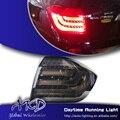 Одного Окна, Дизайн для Toyota Highlander Задние Фонари 2012 Highlander СВЕТОДИОДНЫЕ Задние Фонари Светодиодные Задние Лампы ДРЛ + тормоз + Парк + Сигнал