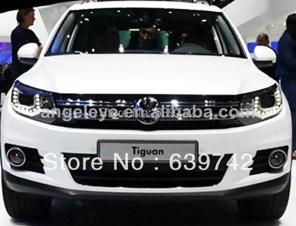 Za VW 2012-2014 godine LED svjetiljke Tiguan s biksenonskim - Svjetla automobila - Foto 3