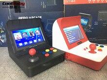 Новый Портативный ретро мини портативные игровые консоли 4,3 дюймов 64bit 3000 видео игры классические Семья игровой консоли подарок ретро-Аркада