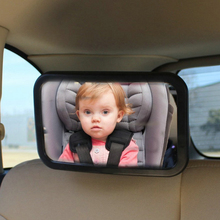 Adjustable Wide Car Rear Seat View Mirror Baby/Child Safety Monitor Headrest High Quality Interior Styling