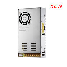 12v Power Supply AC220v To DC12V / DC24V 250W LED power supply 24v smps 21A /10A 250w switching model power supply 10a with fan(China)
