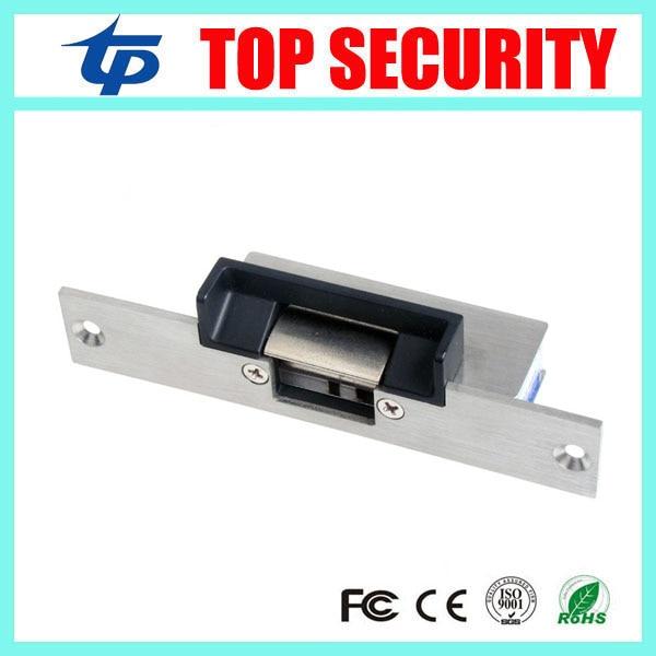 NC type door access control electric strike door lock free shipping good quality electric smart door lock electric lock
