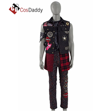 Final Fantasy XV FF15  Cosplay Costume Prompto Argentum Customes Clothes Made Any Size CosDaddy