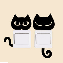 Cute Cat Stickers for Wall Decor