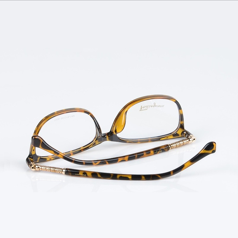 Image 5 - width 138 Full frame plate elastic legs fashion men women myopia optical glasses frames reading glass 008 oculos de grau eyewear-in Men's Eyewear Frames from Apparel Accessories