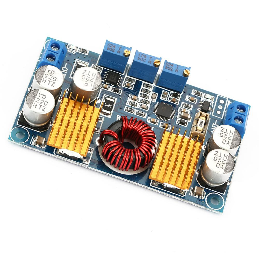 Image 5 - Regulador де voltaje LTC3780 DC преобразователь постоянного тока в постоянный ток 5 32V постоянного тока до 1 V 30 V 10A автоматическое шаг вверх вниз Регулятор зарядки Модуль хорошо защитой Функция-in Инверторы и конвертеры from Товары для дома on AliExpress