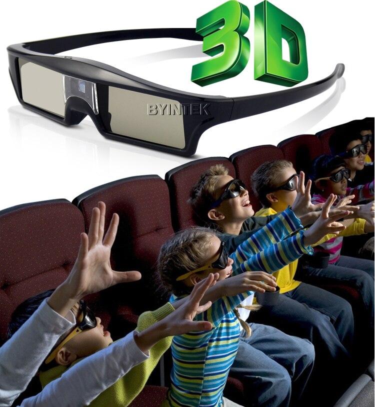 KX30 3D <font><b>DLP-Link</b></font> <font><b>Ready</b></font> Projectors Universal Rechargeable <font><b>Active</b></font> <font><b>Shutter</b></font> <font><b>Glasses</b></font>