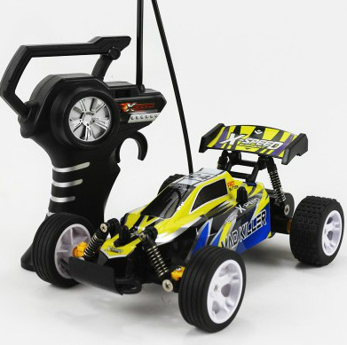 super fast speed 2wd racing car jumping rc radio remote control gift kid family game