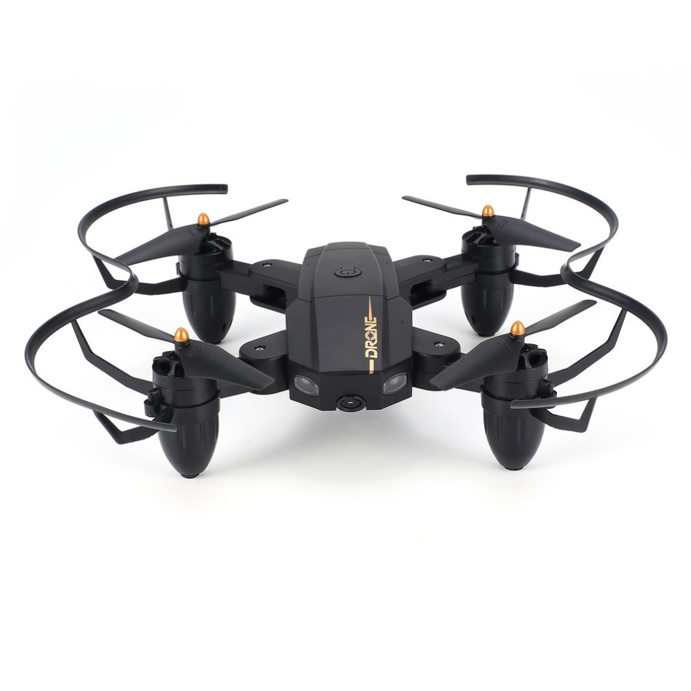 RC Drone with 720P Camera Foldable Drone RC Quadcopter with Wifi app Live Video 2 4Ghz 6 axis Altitude Hold Headless Mode