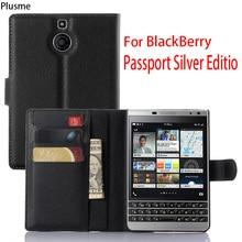 """Здесь можно купить  Case For BlackBerry Passport Silver Edition 4.5""""Shockproof Flip PU Leather Wallet Case for BlackBerry Full protective Flip Bags"""